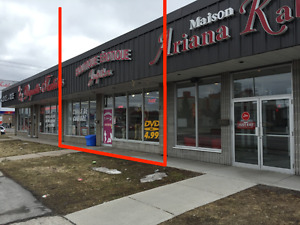 Prime Commercial Retail Space - 110 Bvld Greber Gatineau