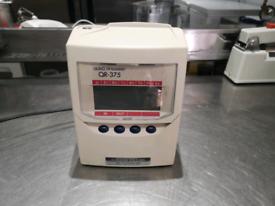 Seiko Precision QR-375 Clockin Machine