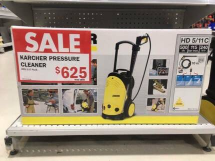 Brand New Karcher Pressure Cleaner HD5/11C Plus - $625
