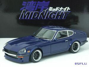 1 18 DIECAST AutoArt NEUF NIB Nissan Wangan Midnight Devil Z