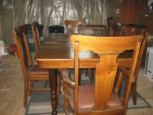 1950's 6 piece Dining Room Suite