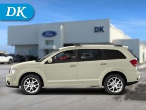 2014 Dodge Journey R/T AWD  w/Leather, Sunroof, Nav, and More!
