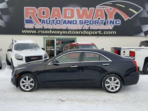 2013 Cadillac ATS 2.0 Turbo Luxury AWD