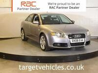2006 AUDI A4 1.9-TDI S-LINE ~LOW MILEAGE~FULL SERVICE HISTORY~