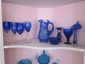 Antique Oil Lamps and Cranberry Glass Collection for Sale Kitchener / Waterloo Kitchener Area image 7