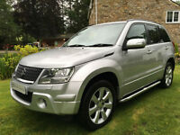 TOP SPEC SUZUKI GRAND VITARA 2.4 SZ5 MANUAL 2012MY 2011/61 LOADED