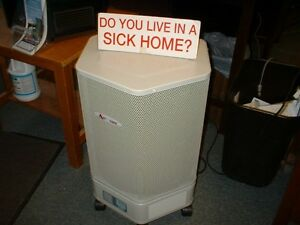 DO YOU LIVE IN A SICK HOME?? WITH LOTS OF DUST IN THE AIR?!