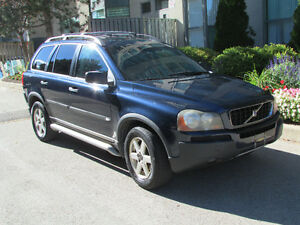 Get ready for winter! Excellent running Volvo XC90 AWD 2.5