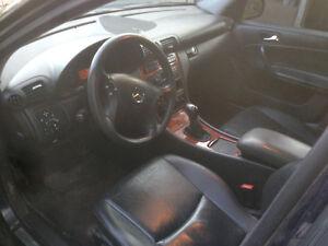 2001 Mercedes-Benz C-Class Sedan