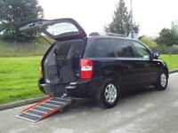 Kia Sedona 2.9 TS Auto WAV Wheelchair Accessible Vehicle Disability car