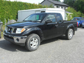 nissan frontier se 4x4 2008,AUTOMATIQUE,EQUIPER,MAGS,VISA,MASTER