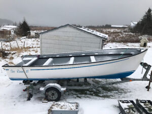 18 foot sea runner boat only