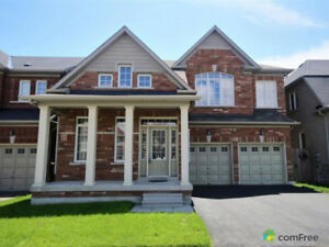 ***Executive 5 bedroom detach for rent in Ajax***