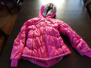 London Fog Girls Coat with Removable Lining -Size 12