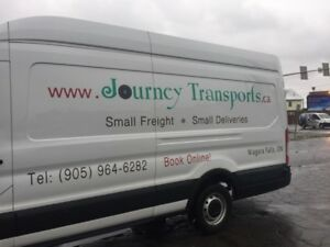 Small moves delivery under $100 Niagara Falls  T: 905-964-6282