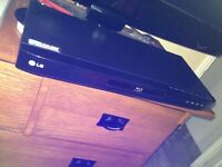 Lecteure LG blue ray  / lg blu ray reader with hdmi