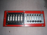Fuse and Switch Panel for sale