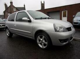 RENAULT CLIO 1.2 campus sport 2008 Petrol Manual in Silver