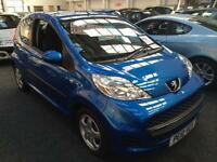 2010 PEUGEOT 107 1.0 Verve From GBP3950+Retail package.