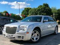 CHRYSLER 300C 3.5 V6 PETROL AUTOMATIC, ONLY 2 OWNERS + MOT TILL JULY 2019 + RARE