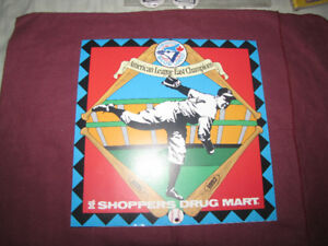 1992 Shopper's Drug Mart/Toronto Blue Jays calendar