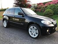 2011 BMW X5 xDrive 40d M Sport TWIN TURBO 306 BHP 4x4