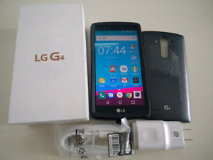 LG G4 32GB Unlocked Smartphone + OtterBox + Extra Covers