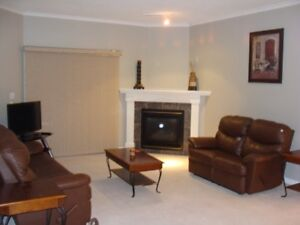 Fully furnished two bedroom condo.  Calgary Eau Claire Downtown