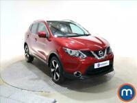 2017 Nissan Qashqai 1.5 dCi N-Connecta [Comfort Pack] 5dr Hatchback Diesel Manua