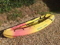 Ocean kayak - Frenzy