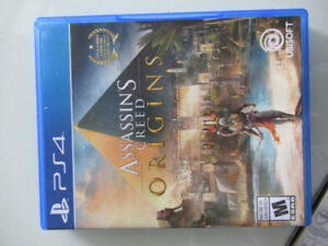 Assassin creed origin PS4 Comme neuf