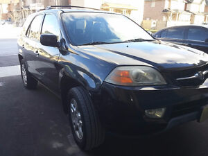 2004 Acura MDX Tech/ Towing SUV, Crossover