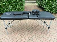 Massage Table (used once)