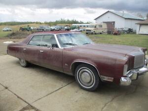 1975 Chrysler Imperial Le-Baron