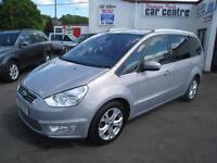 Ford Galaxy 2.0 TDCi ( 163ps ) Titanium Turbo Diesel Automatic. 12 Months MOT