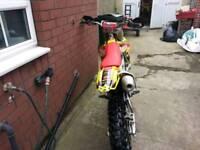 Motocross rmz450
