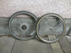 """FRONT/REAR 26"""" WHEELS/TIRES"""