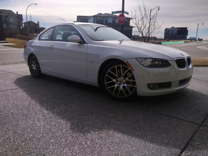 2007 BMW 335i Coupe will trade for motorcycle Victory Vision