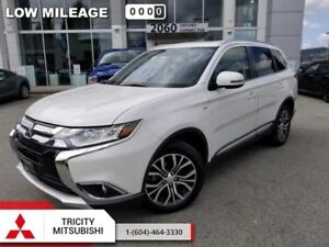 2016 Mitsubishi Outlander GT  7 SEATER-LEATHER-SUNROOF