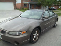 2003 Pontiac Grand Prix GT Sedan