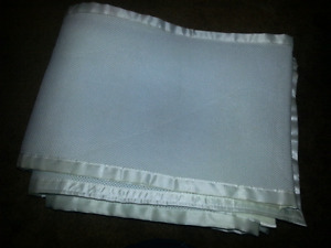 Mesh breathable crib bumper pads