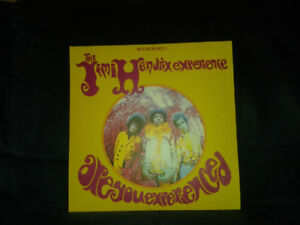 The Jimi Hendrix Experience - Are you experienced? (Vinyle LP)