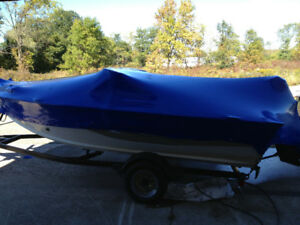 Outdoor Storage Boats rvs Winterizeing and Shrink Wrapping