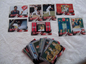 Coca Cola Coke 1996 Sprint Card Set of 50 Complete Cards REDUCED