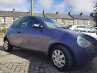 FORD KA low mileage ,excellent little car used daily for school runs cheap on insurance,