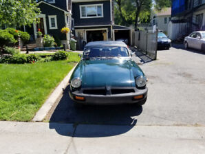 MGB for sale/ a vendre