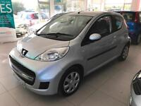 2009 Peugeot 107 1.0 12v Urban - 1Keeper - Service History Available - Tax£20