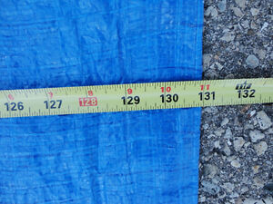 Selling Three Tarps - Two are around 11' x 9' and one is 29' x9' Kitchener / Waterloo Kitchener Area image 4