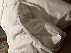 Feather Mattress Topper - Double Size