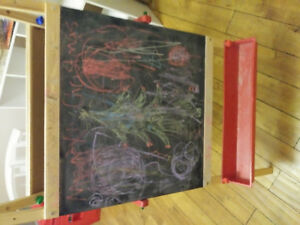 Childrens 3 in 1 Easel